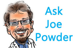 ask joe powder pci