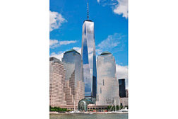 Metal Coatings Specified for One World Trade Center