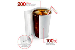 fully compostable paper cup