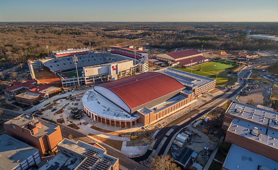 ole miss roof