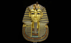 High-Tech Hot Melt Restores Tut Ankh Amun's Beard