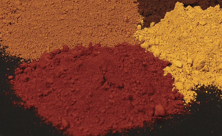 Dispersant Technology For Red And Yellow Iron Oxides 2016 06 01 Pci Magazine