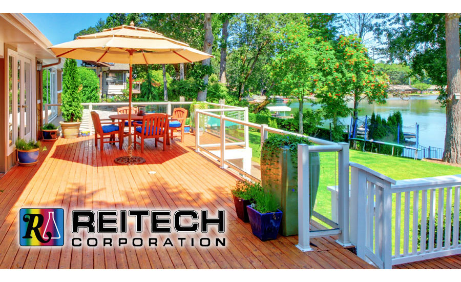 Reitech's Reisperse® water-based transparent iron oxide dispersions