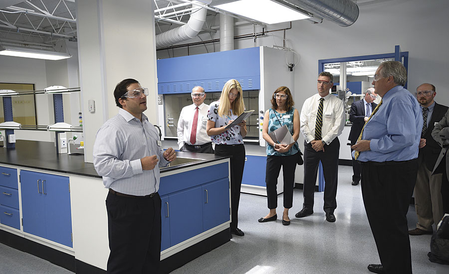 WACKER Opens R&D Center for Silicones