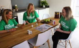 Manchester-Based Companies Make a Positive Impact in Their Community