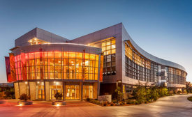 Coating System Protects New Energy-Efficient Academic Building at Mission College