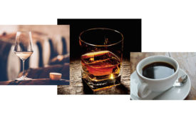 Wine, Whisky and Coffee and their Role in Additive Selection for Coatings