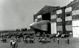 Infrared, Heat-Reflective Coating Protects Historic Hangar