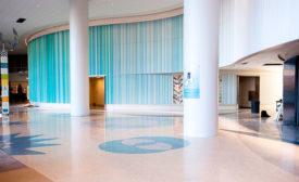 36 Custom Colors Adorn Interior of Iowa's Newest Children's Hospital