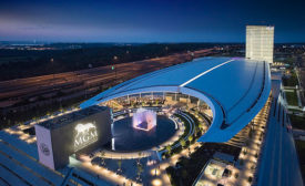 Durable Coatings Highlight MGM National Harbor Hotel and Casino