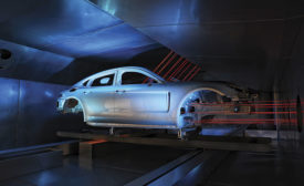 Innovative Car Body Curing from the Inside-Out