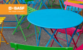 Did you know? BASF offers resins and additives for powder coating applications.