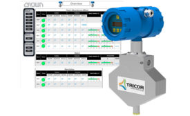 Flow Management and Reporting Solution Automates EPA Compliance of VOC Emissions for Paint Operations