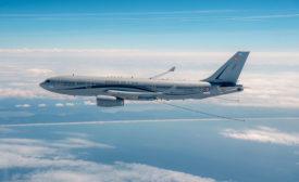 Sustainable Coatings for Landmark Tanker Aircraft