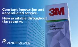 3M Advanced Materials Division Awards Palmer Holland National Distributorship