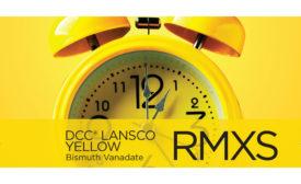 DCC Yellow RMXS