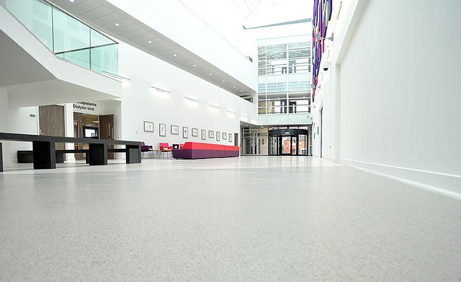 Terrazzo Flooring A Historic Solution To Modern Flooring