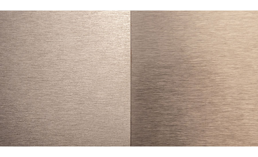 High-Performance Industrial Finishes Simulate Stainless Steel, Brass and Copper at a Fraction of the Cost