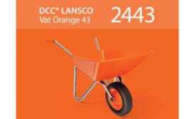 orange 2443 pow
