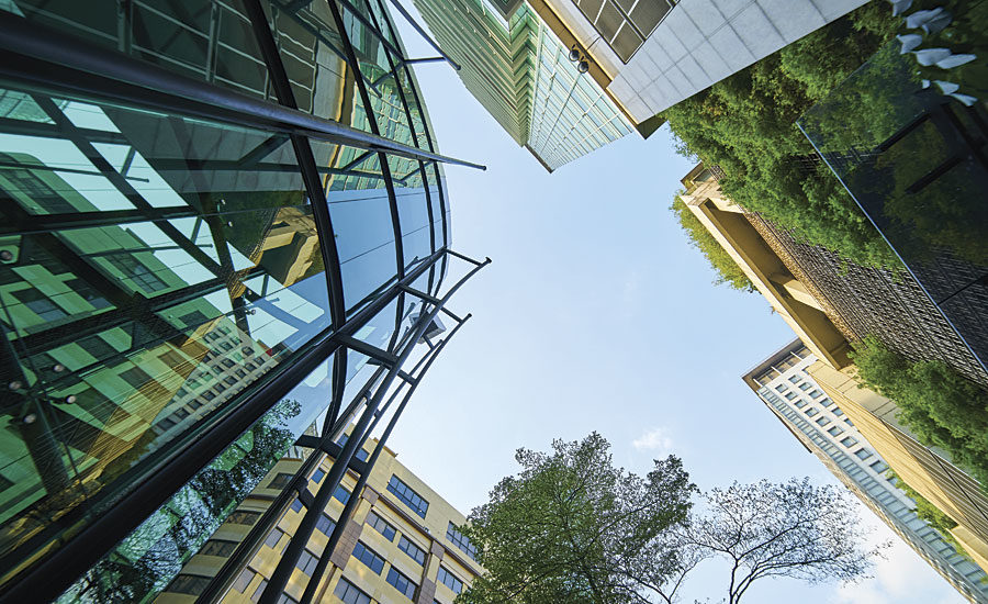 Green Buildings And Sustainable Fire Safety Technology Moving Ahead 2019 09 04 Pci Magazine