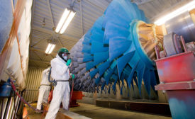Specialized Coatings for Gas Turbines