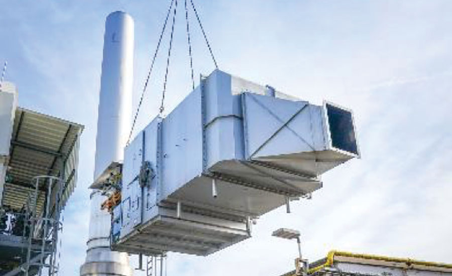 Modernization of Air Pollution Control Systems