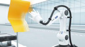 Meet Dürr's High-Performance ready2spray Compact Paint Robot for Industrial Applications