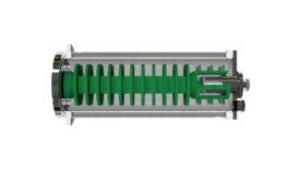 Discus Intensive Rotor for Wet Agitator Bead Milling