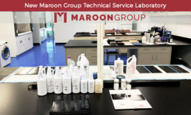 New Maroon Group Technical Service Laboratory