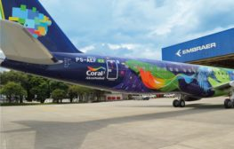 AkzoNobel Gives South America's Most Colorful Airplane Its Wings