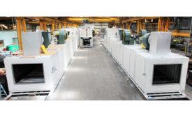 Custom Coil Coating System