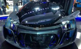 Chevrolet-FNR concept car