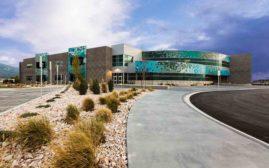 Odyssey Elementary School in Farmington, Utah
