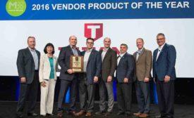 Titan RX-PRO Receives Vendor Product the Year Award