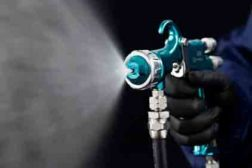 Binks Trophy manual spray guns
