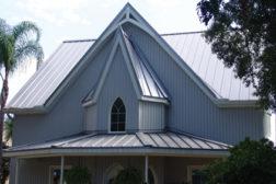 Residential Metal Roof 1