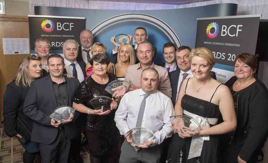 2016 BCF Awards Winners