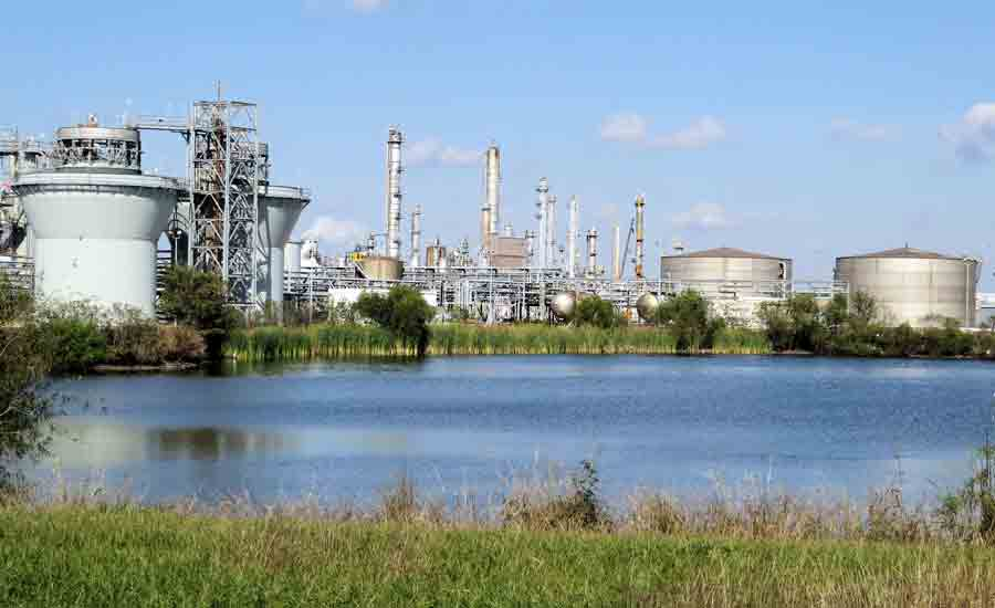Oxea Bay City Plant