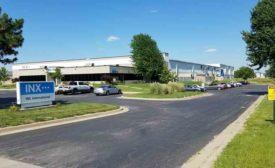 INX ink facility