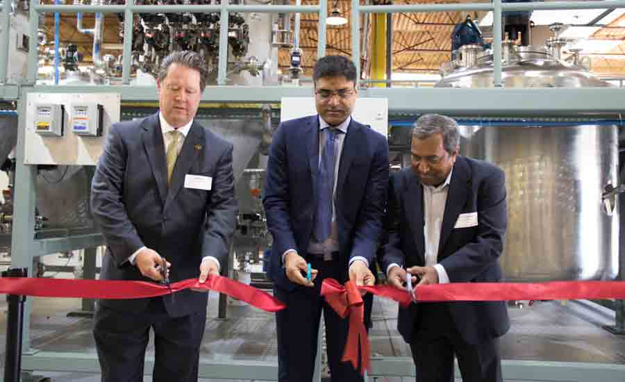 ShayoNano USA Inc. inaugurated its first U.S. production facility