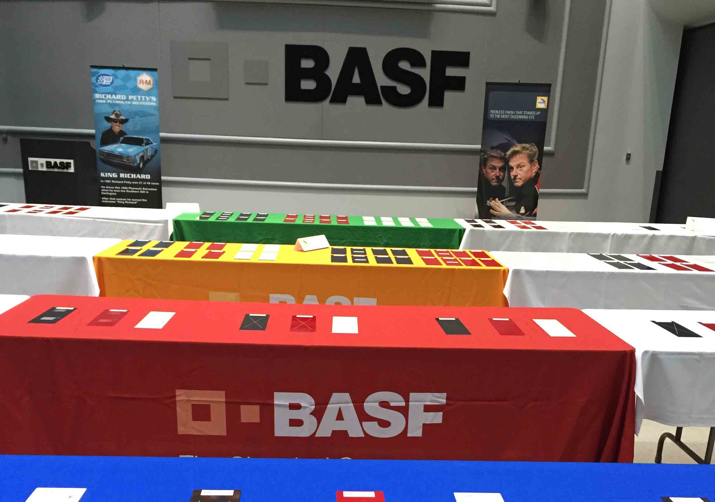 BASF Coatings Receive GM Global Refinish Approval