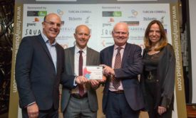 HMG Paints Receives Family Business of the Year Award