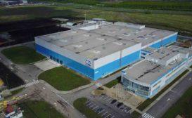 PPG facility in Lipetsk region of Russia