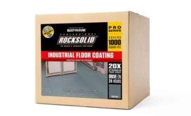 RockSolid Professional Polycuramine coatings
