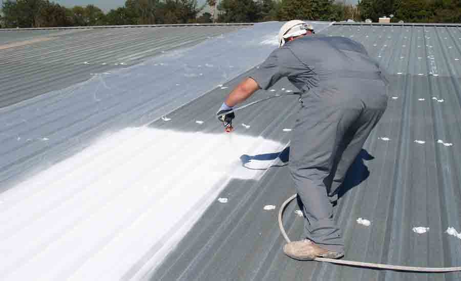 New Roof Guardian® white elastomer-based coatings from Kemper System America, Inc.
