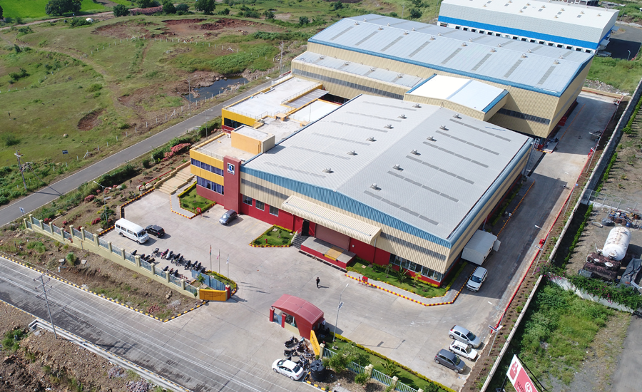Ross facility in India