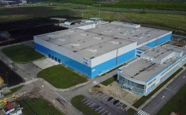 PPG facility in Lipetsk region of Russia