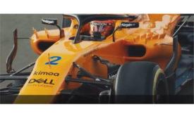 McLaren Racing, F1 car