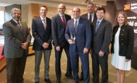 BASF receives 3M supplier award