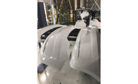 coatings for plastics, automotive coatings